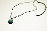 Tourmaline Drop Necklace Six