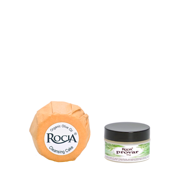 Rosacea-Prone Skincare System by Rocia Naturals