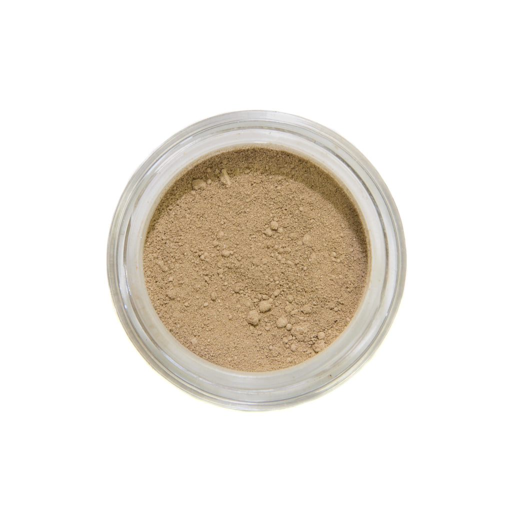 agave loose mineral foundation by rocia naturals