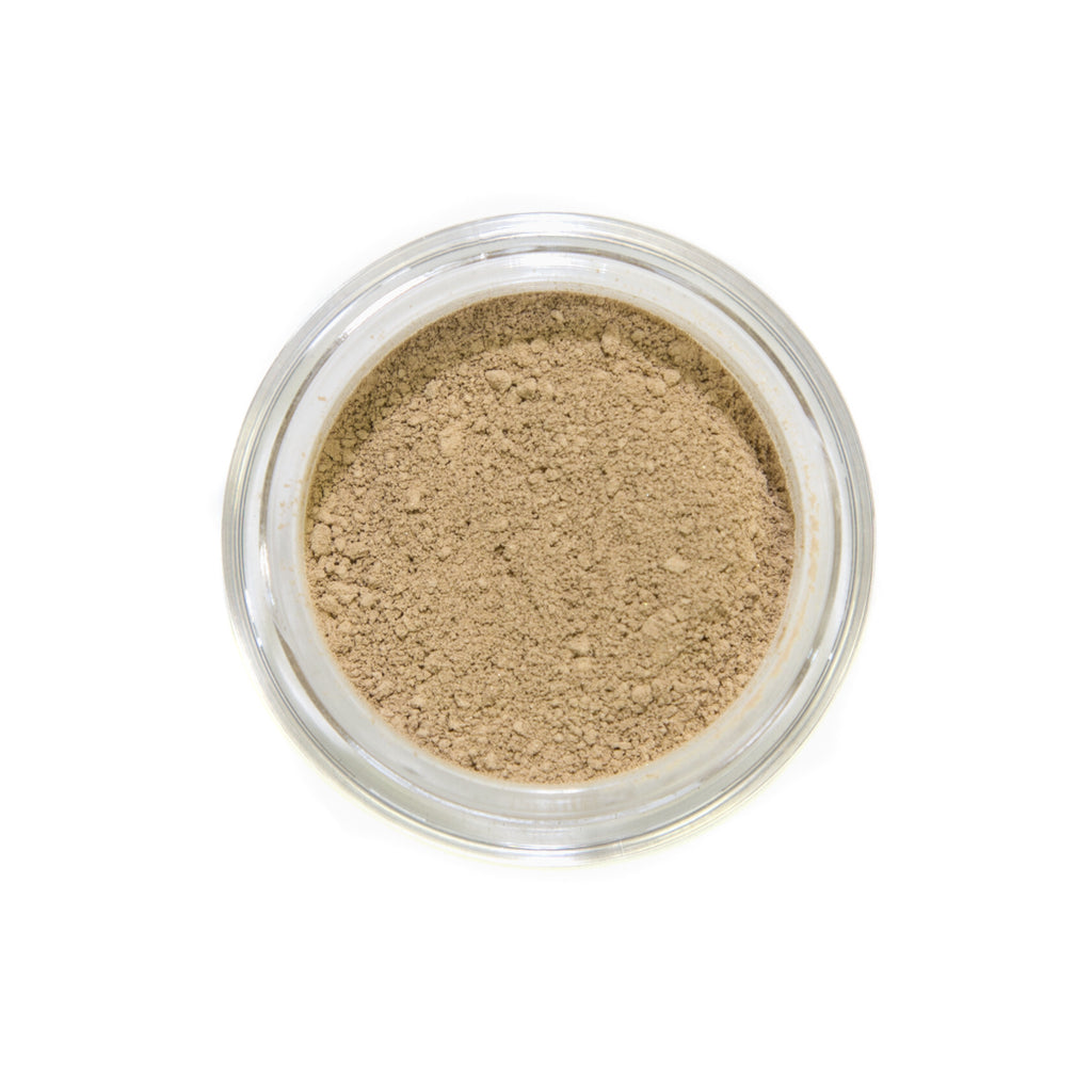 creme brule <br>mineral foundation