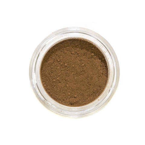 Espresso Mineral Foundation by Rocia Naturals
