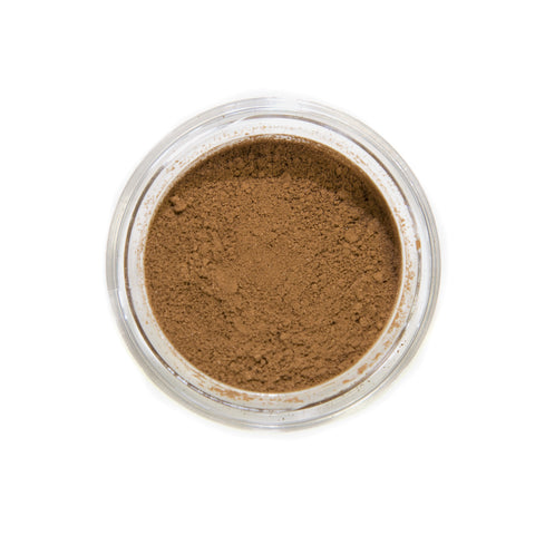 Much Mocha Mineral Foundation by Rocia Naturals