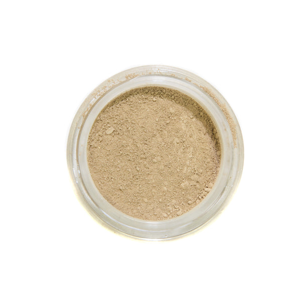 saffron <br>mineral foundation