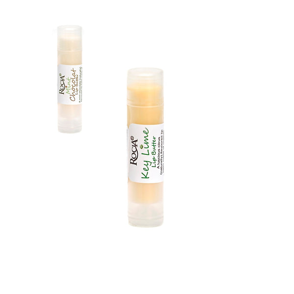 Natural Lip Butter Variety Pack by Rocia Naturals
