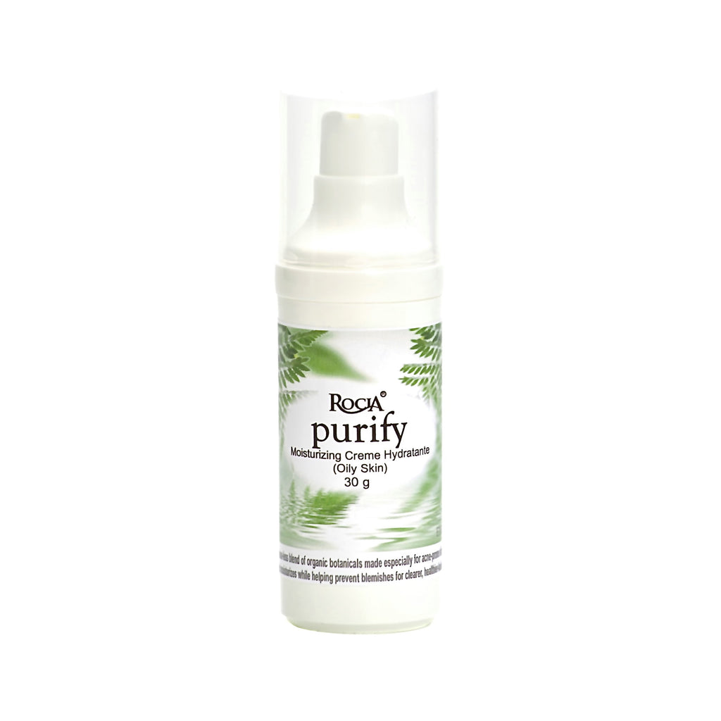 purify moisturizer by rocia naturals