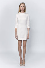 Allegretto-cream-cotton-dress-Laccafashion-Allegretto