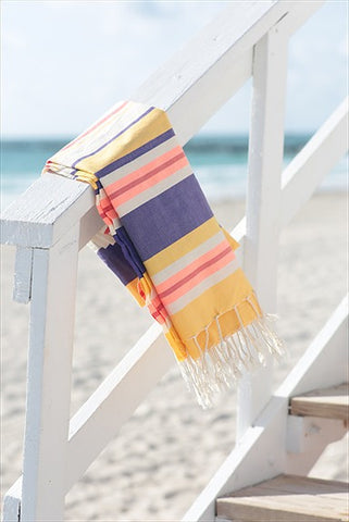 Colorful Beach Towels