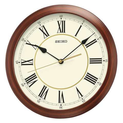Seiko Japanese Quartz Wall Clock QXA597ALH