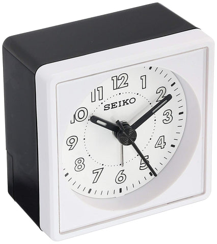 Seiko BEDSIDE ALARM WITH BEEP QHE083WLH