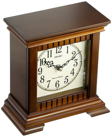 Seiko DESK CLOCK WITH CHIME QXJ028BLH