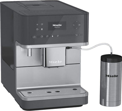 Miele CM6350 Countertop Coffee Machine Obsidian Black, Lotus White, Graphite Gray
