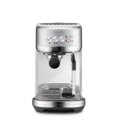 Breville Bambino Plus Espresso Machine, Brushed Stainless Steel BES500BSS