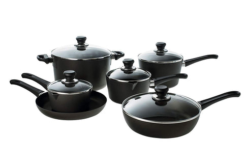 Scanpan Classic 11-Piece Deluxe Cookware Set 20410000