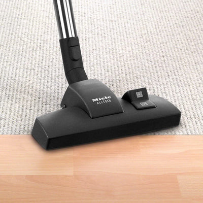Miele Complete C2 Hard Floor Canister Vacuum Cleaner with SBD285-3 Rug and Floor Tool + SBB400-3 Twister XL Floor Brush