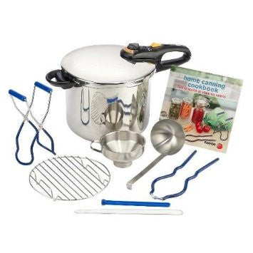 Fagor 9pc Pressure Cooker Caning Set