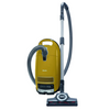 Miele Complete C3 Curry Yellow Calima Canister Vacuum-Corded