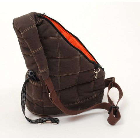 PETEGO Messenger Pooch Carrier Bag