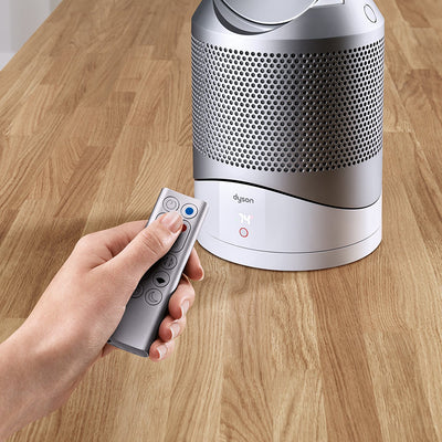 Dyson Pure Hot Cool Link Air Purifier - WiFi Enabled, White HP02
