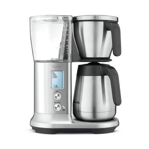 "Breville BDC450BSS1BUS1 Precision Brewer Thermal Coffee Maker with Pid Temperature Control, 13.5"" x 9"" x 16"""