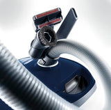 Miele Compact C2 Electro+ Canister Vacuum Marine Blue