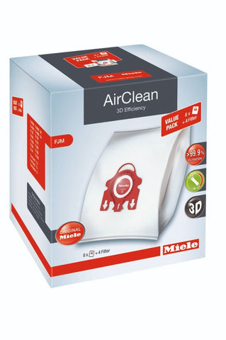 XL-Pack AirClean 3D Efficiency FJM 8 AirClean FJM dustbags