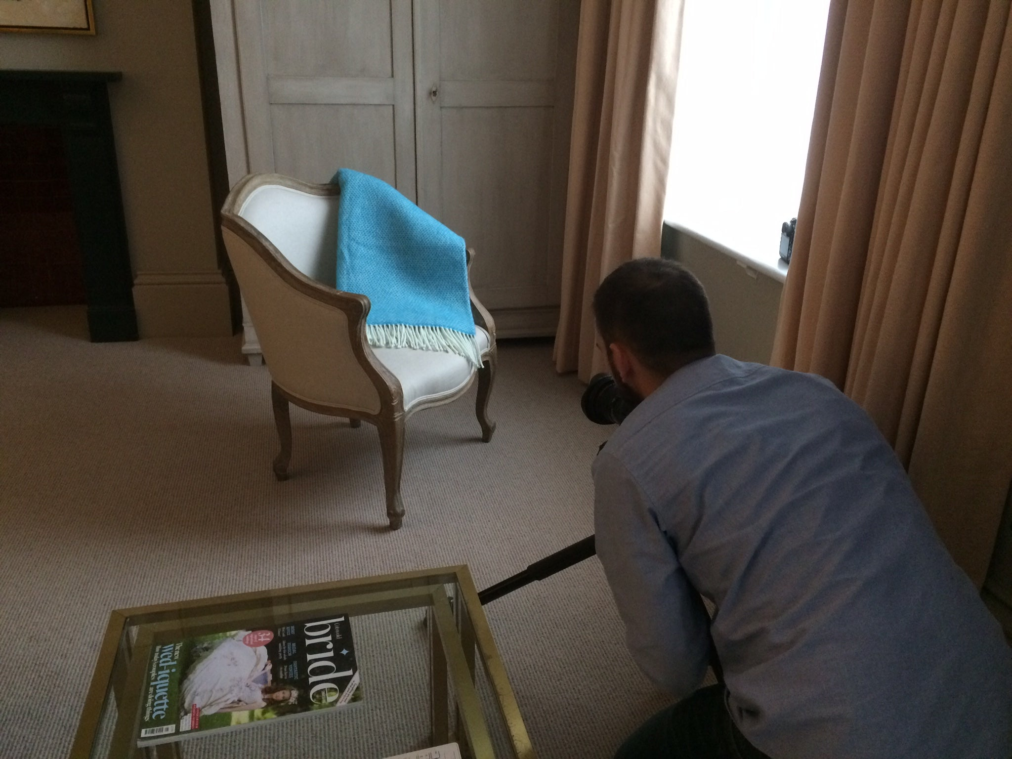 Product photography at Kings Head Cirencester
