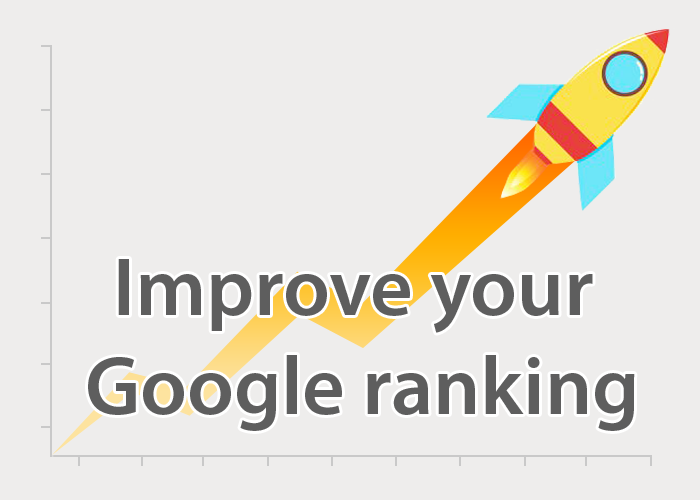 Improve Your Google Ranking