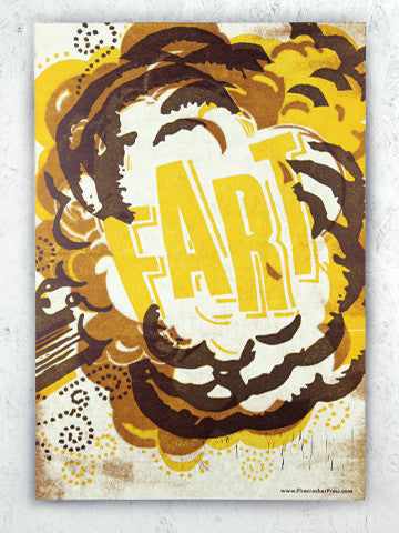 FART POSTER