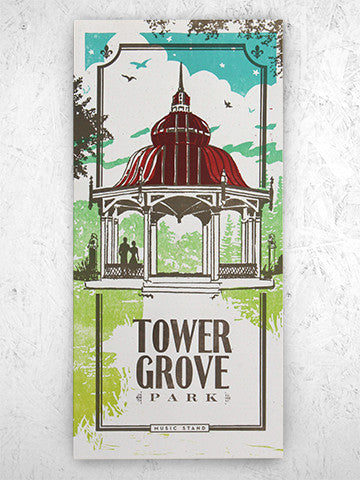 TOWER GROVE