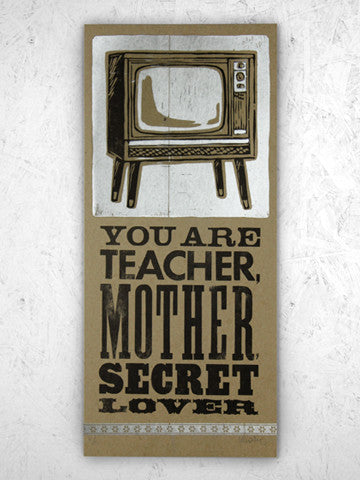 TEACHER MOTHER SECRET LOVER