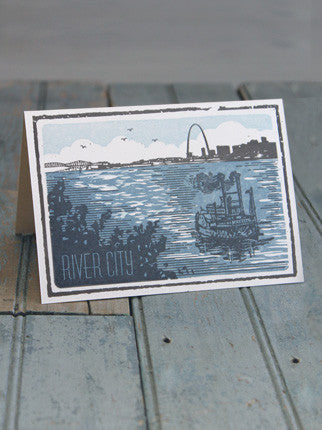 RIVER CITY CARD