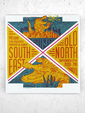 SOUTH EAST x OLD NORTH