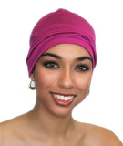 Ladies' Beanie Hat Fuchsia Hot Pink - Sacko Boutique  - 1