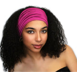 Ladies' Beanie Hat Fuchsia Hot Pink - Sacko Boutique  - 2
