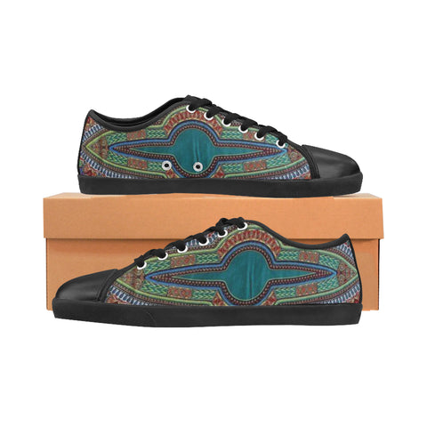 addis abeba Men's Canvas Shoes
