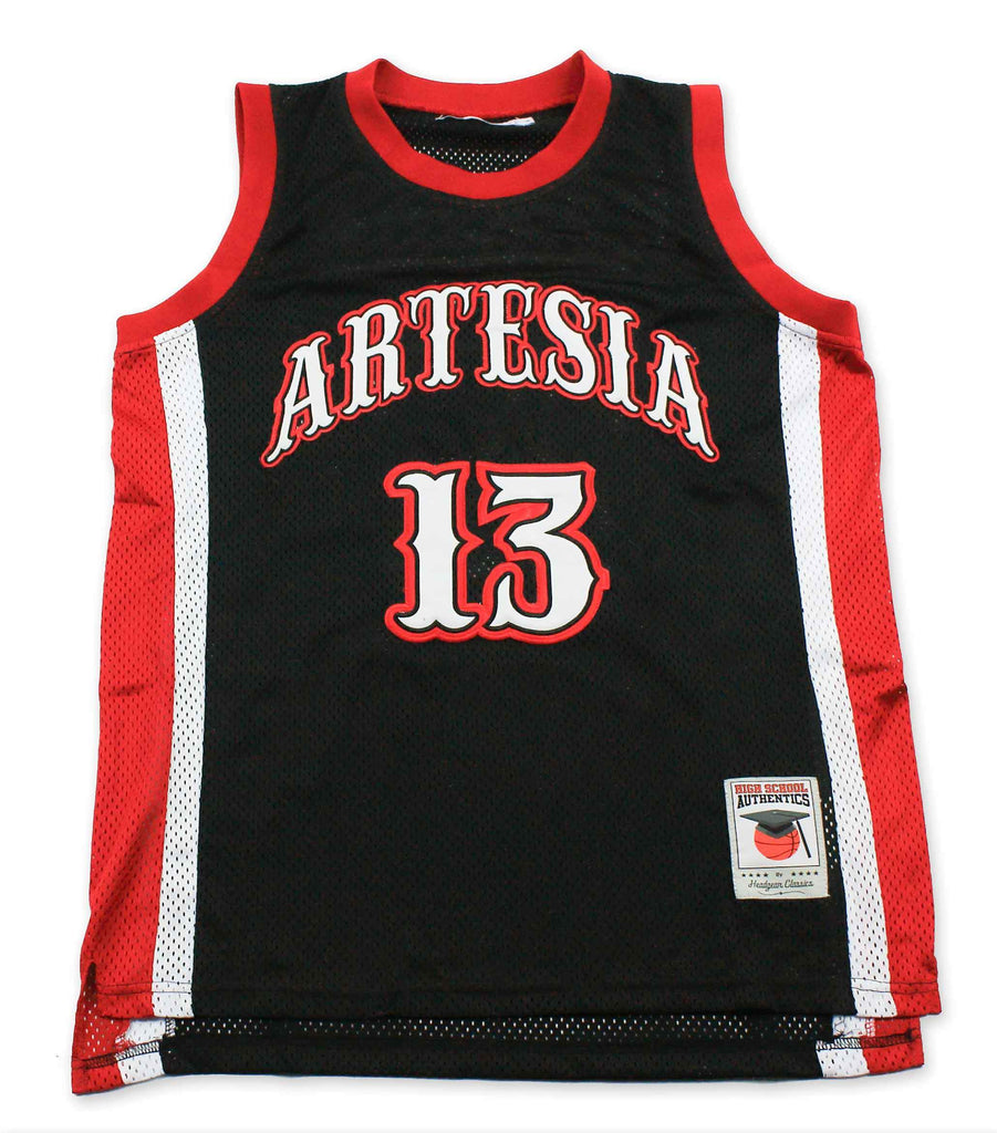 James Harden Black Artesia High School Basketball Jersey - shopallstarsports.com