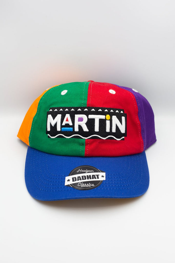 MARTIN MULTI-COLOR DAD HAT