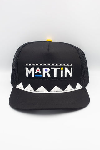 MARTIN TRIBAL TRUCKER HAT