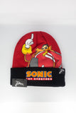SONIC RED BEANIE