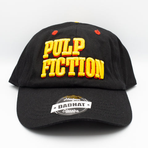 PULP FICTION DAD HAT
