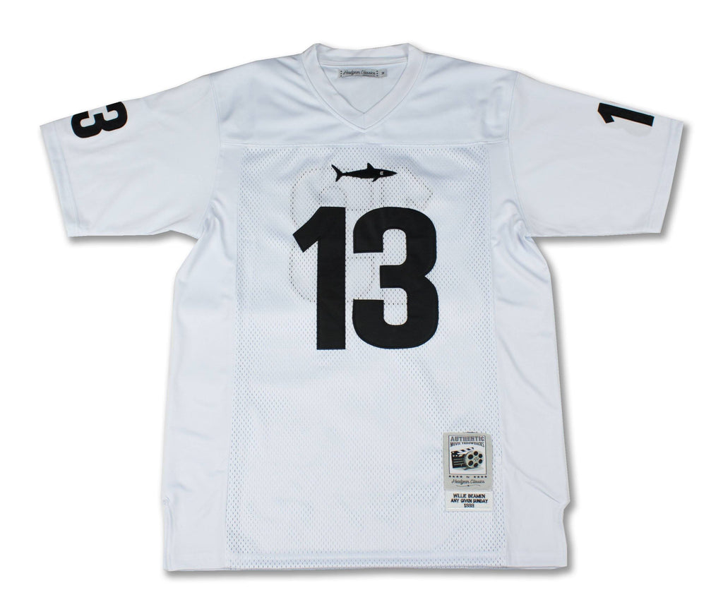Any Given Sunday Willie Beamen Football Jersey - Headgear