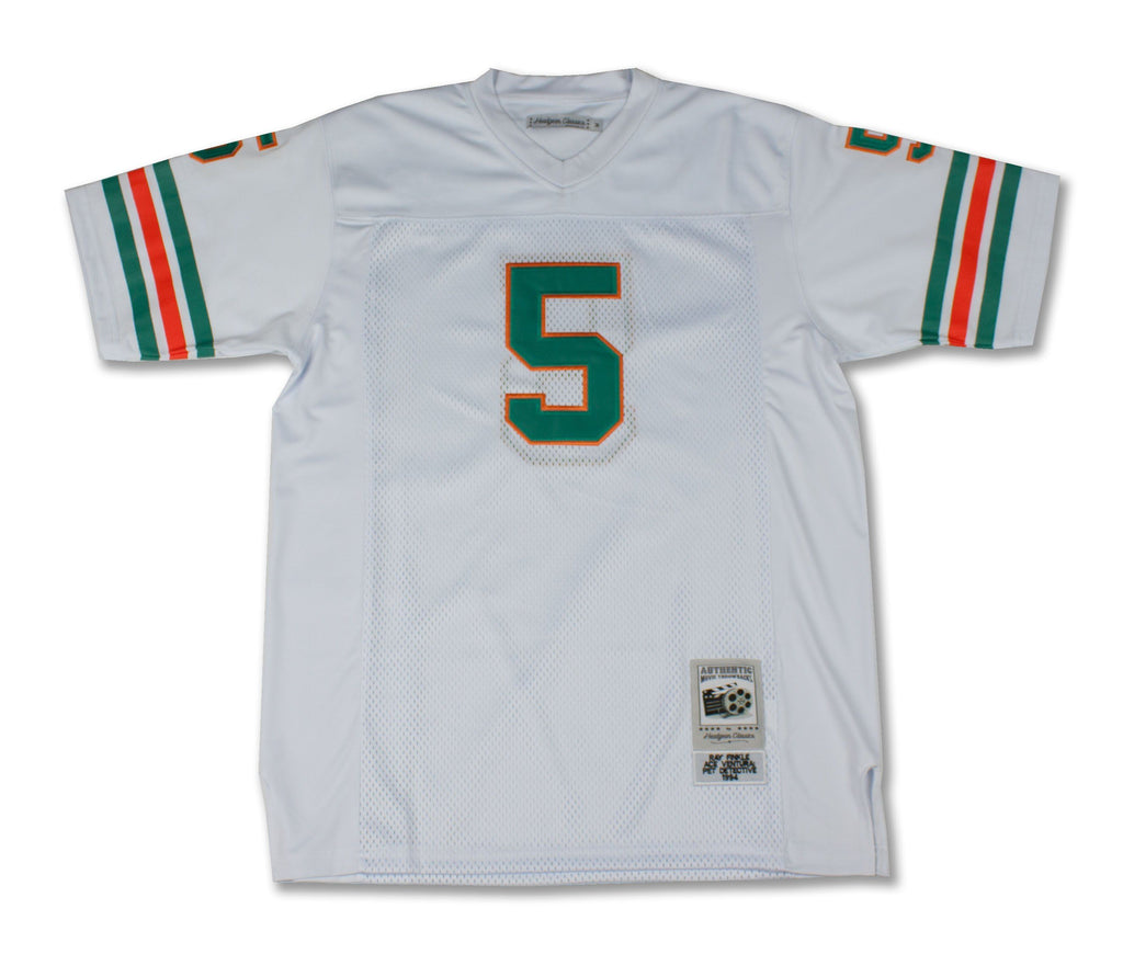 Ace Ventura: Pet Detective Ray Finkle Football Jersey - Headgear