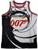 GOLDENEYE 007 BASKETBALL JERSEY