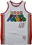 SUPER MARIO BROS BASKETBALL JERSEY