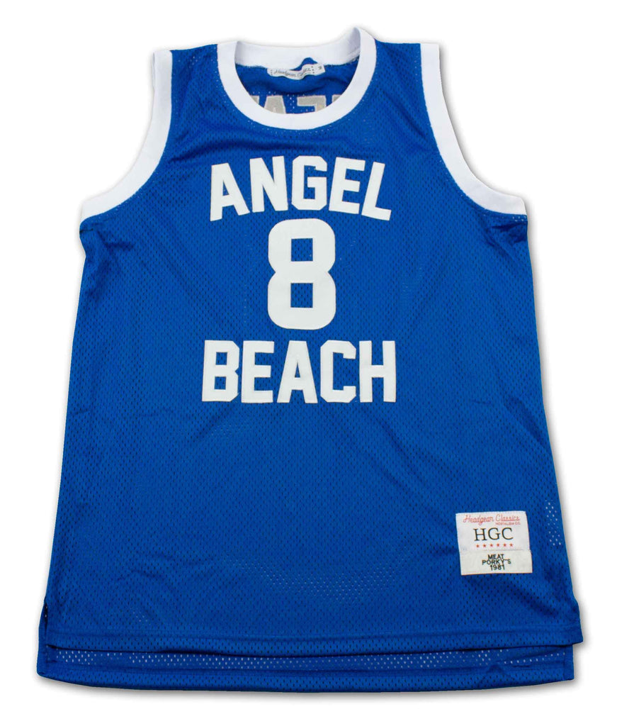 Porky'S Angel Beach Meat Basketball Jersey - shopallstarsports.com