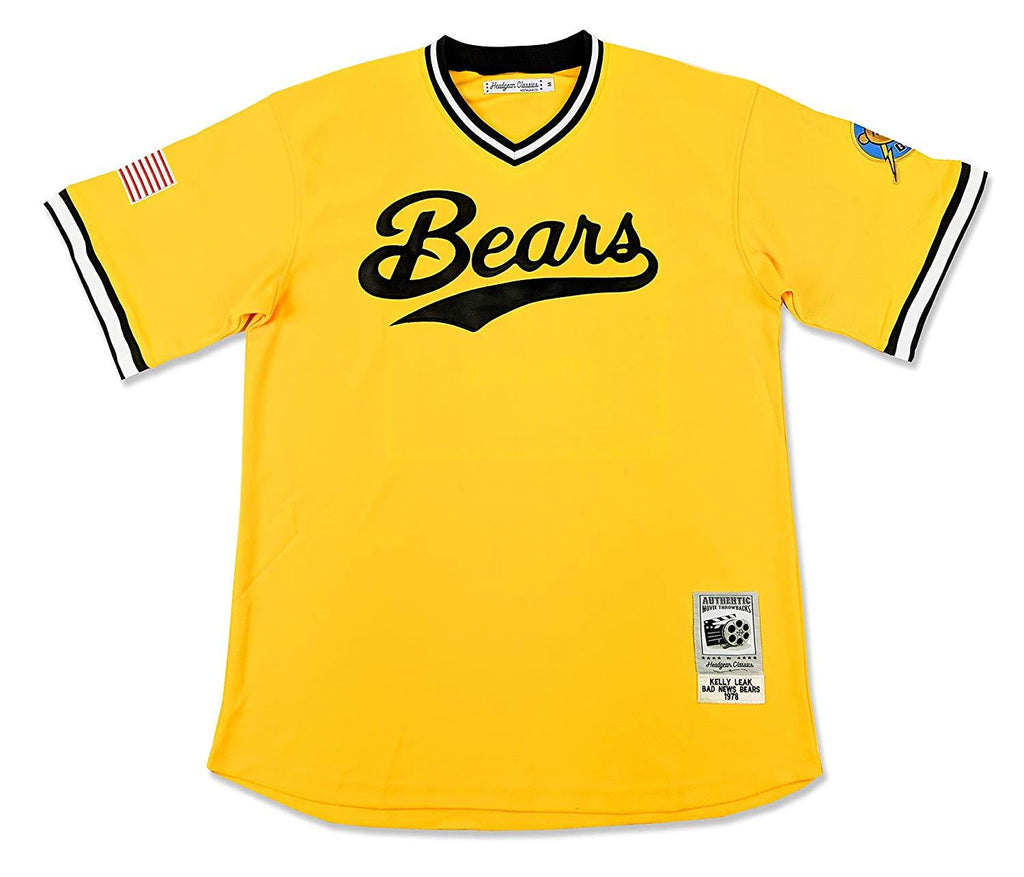 huge selection of 96d00 5c319 Bad News Bears Leak Jersey