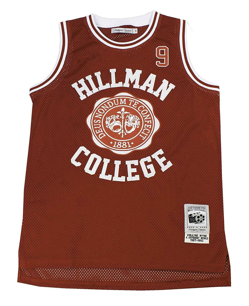 HeadGear A Different World Dwayne Wayne Basketball Jersey - Headgear