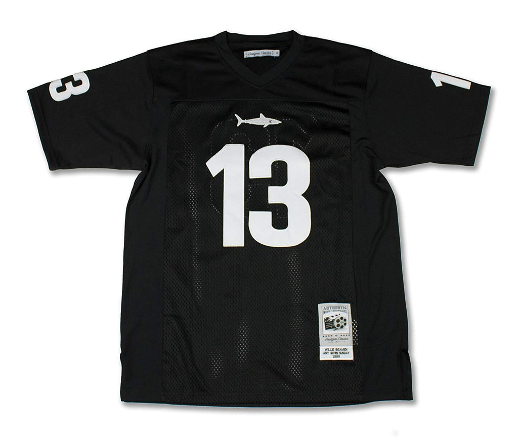HeadGear Any Given Sunday Willie Beamen Football Jersey - Headgear