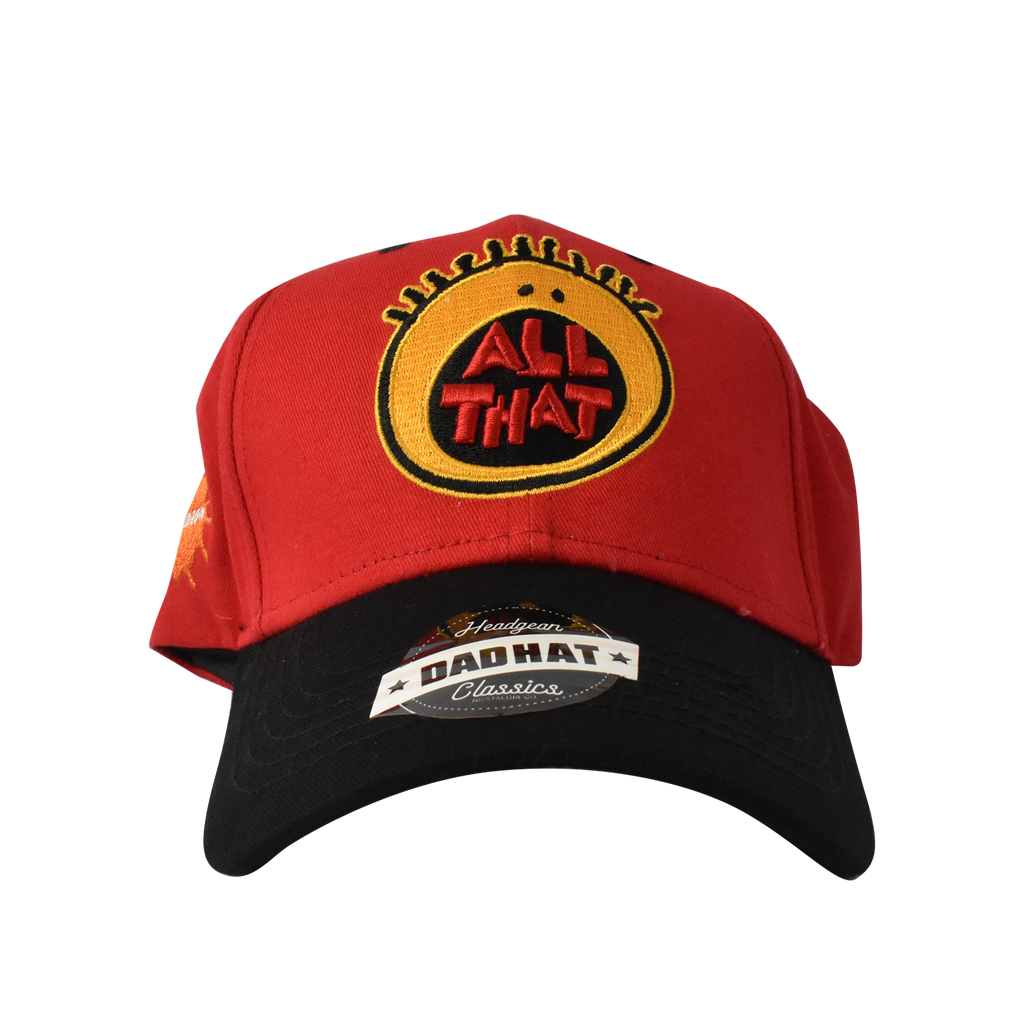 All That Kel Mitchell Red Dad Hat - shopallstarsports.com