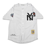New York Black Yankees Buttondown Jersey